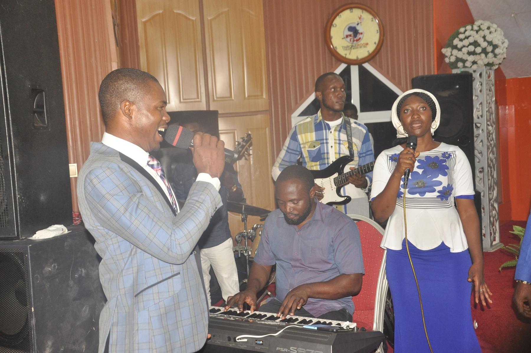November National Prayer Altar Throneroom Trust Ministry