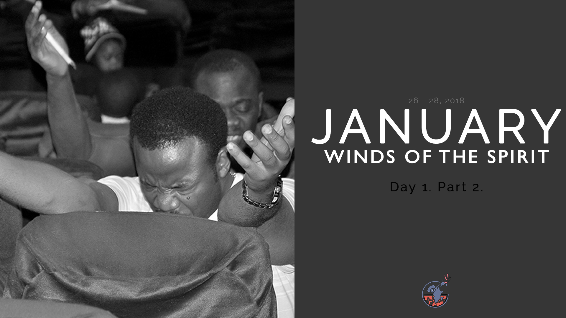 January 2018 Winds of the Spirit. Day 1. Part 2.