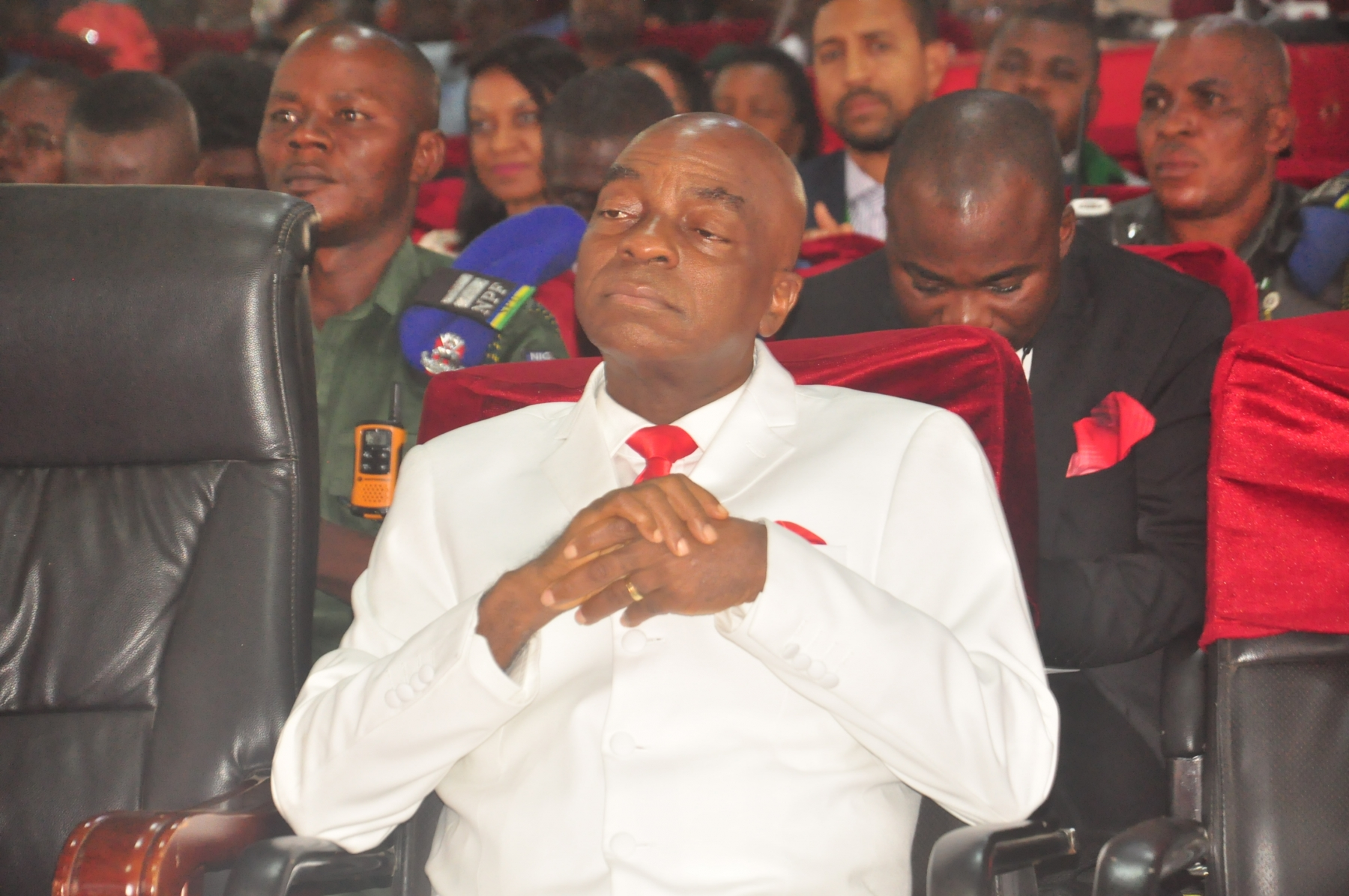Bishop David Oyedepo S 2018 October Conference Visit To